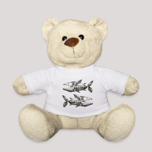 FishEtching - Teddy Bear