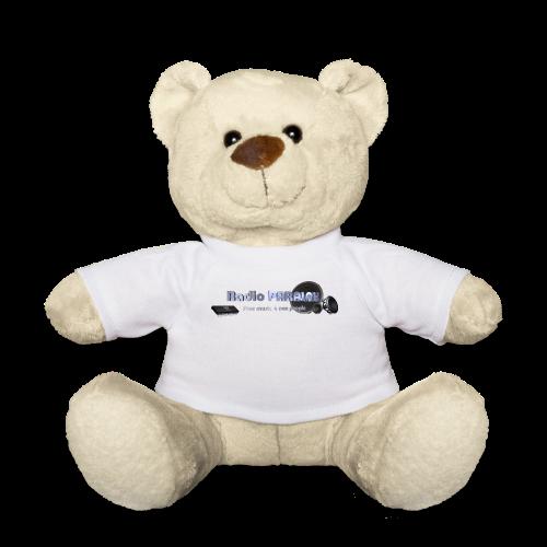 Radio PARALAX Facebook-Logo - Teddy