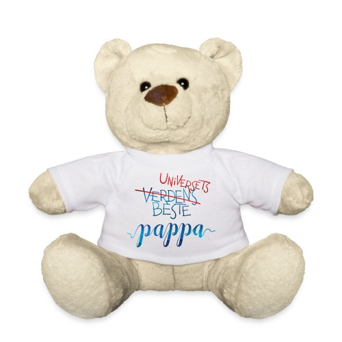 Universets beste pappa - Teddybjørn