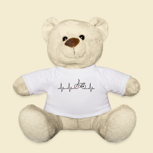 Radball | Heart Monitor Black - Teddy