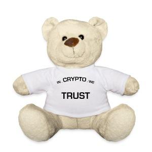 In Crypto we trust - Teddy