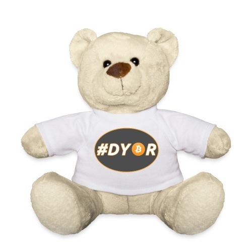 #DYOR - option 1 - Teddy Bear
