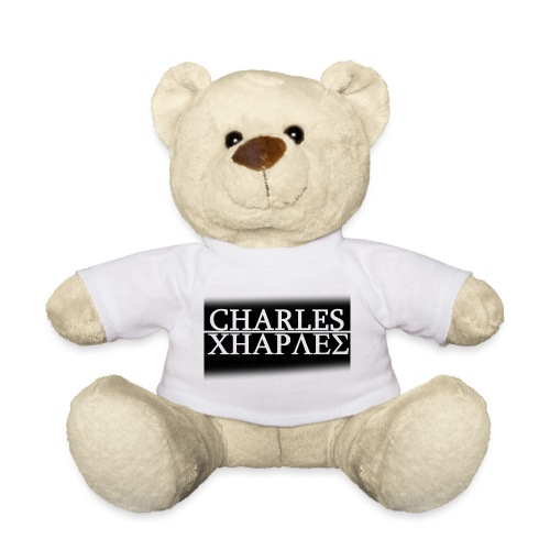 CHARLES CHARLES BLACK AND WHITE - Teddy Bear