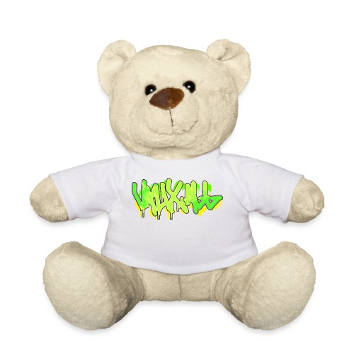 Graffiti | GREEN - Teddy Bear