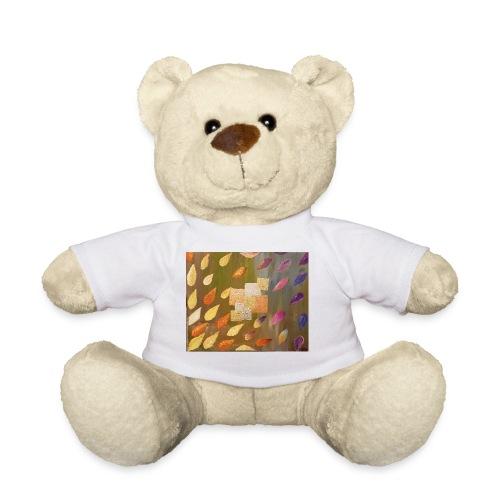 gold copper silver - Teddy Bear