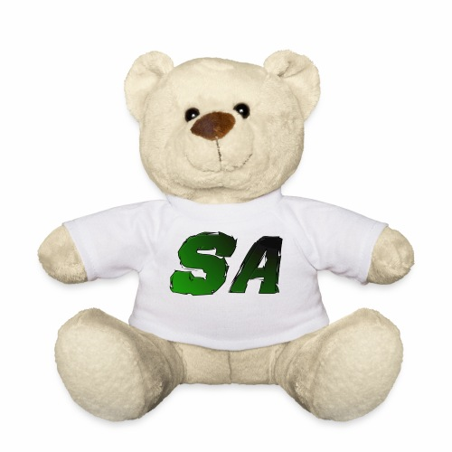 Grön SA Logo - Nallebjörn