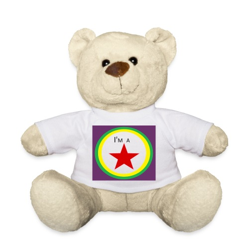 I'm a STAR! - Teddy Bear