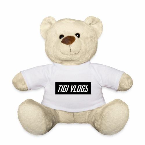 TigiVlogs Merch 2.0 - Nallebjörn