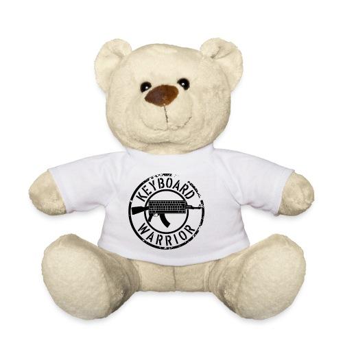 keyboard warrior - Teddy Bear