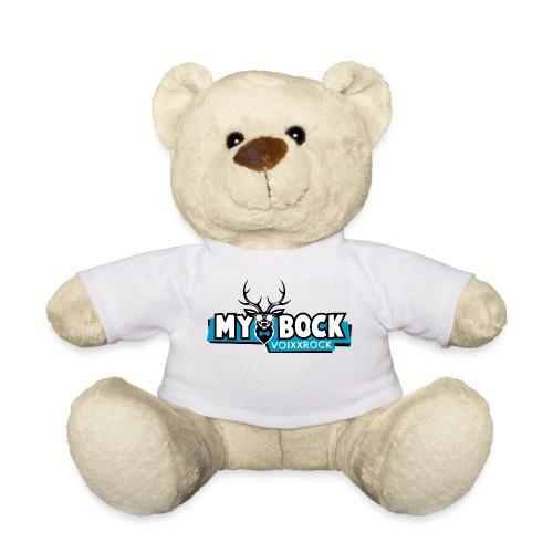 MYBOCK Logo - Teddy