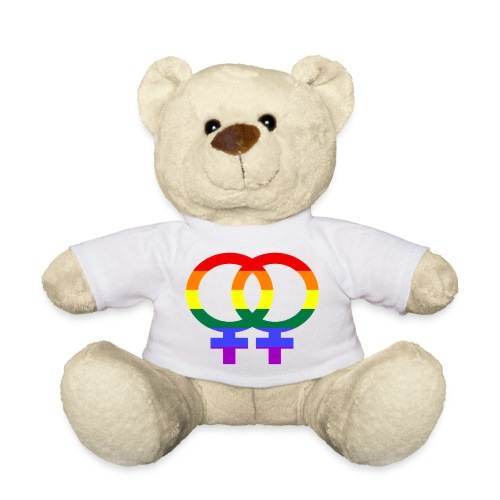 Gay Women Sign - Teddy