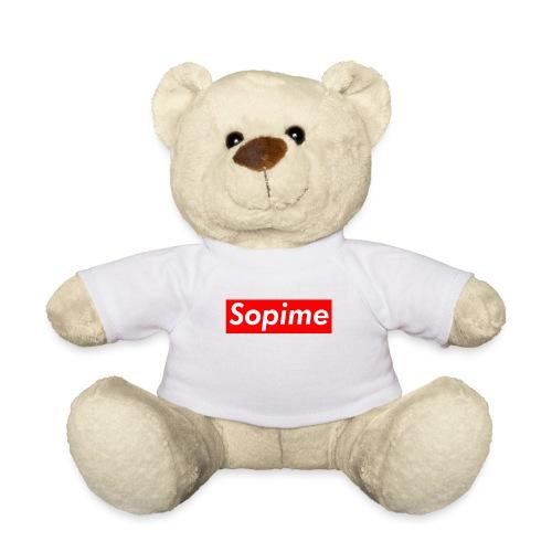 Box Logo - Teddy Bear