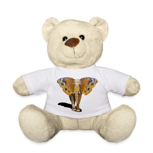 Schmetterling-Elefant - Teddy