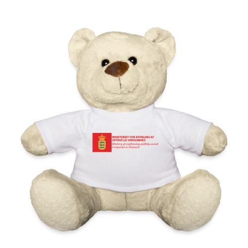 MINISTERIET FOR AFVIKLING AF OFFENTLIG VIRKSOMHED - Teddybjørn