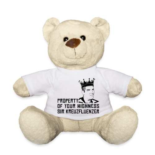 Property of your Highness Black - Teddy