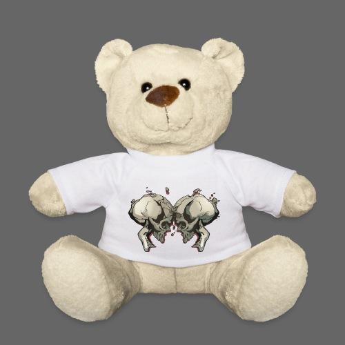 MHF_Logo_Loose-Skulls - Teddy Bear