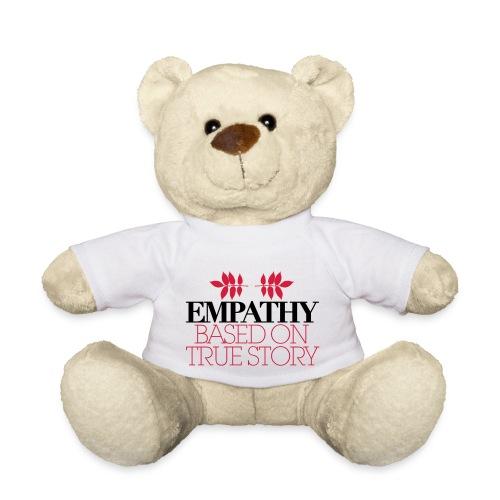 empathy story - Miś w koszulce