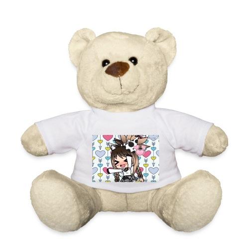 Urodzinowa Yuki! - Miś w koszulce