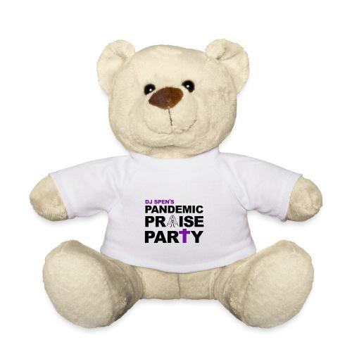 Pandemic Praise Party Logo - Teddy Bear