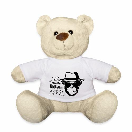 Hipster Monkey - Teddy