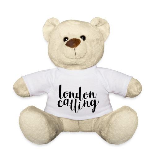 London Calling - Teddy