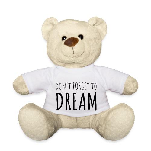 N'oubliez pas de rêver - Nounours