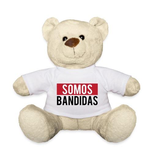 somos bandidas t shirt design gangster criminal - Orsetto
