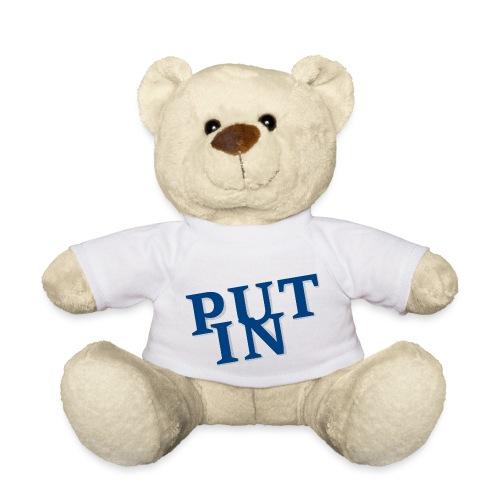 put in - Teddy