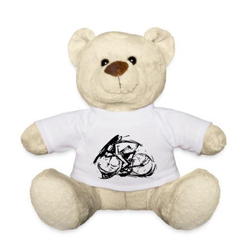 futuristischer radfahrer - Teddy