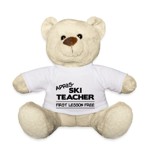 Apres ski teacher - Teddy