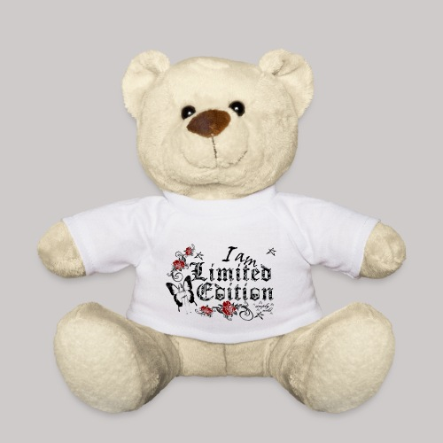 simply wild limited Edition on white - Teddy