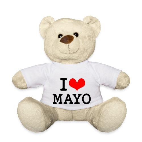 I Love Mayo - Teddy Bear