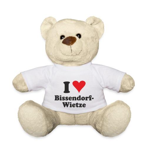 I Love Bissendorf-Wietze - Teddy
