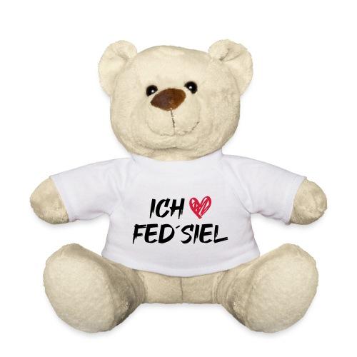 Ich liebe Fed´siel - Teddy