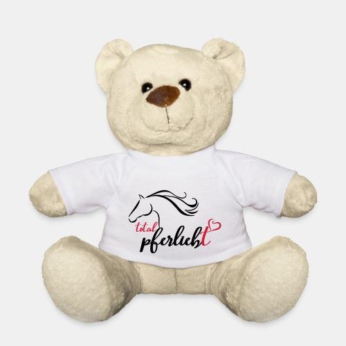 total pferliebt, Pferdeliebe - Teddy