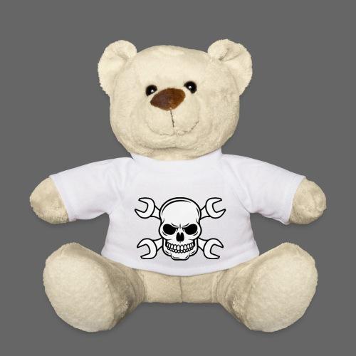 MEKKER SKULL - Teddybjørn