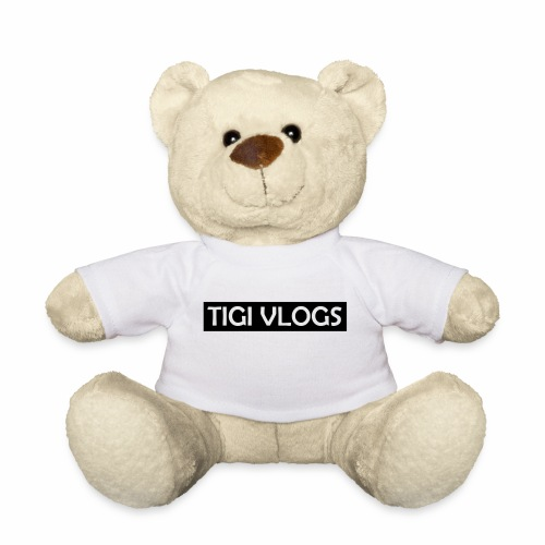 TigiVlogs Merch 3.0 - Nallebjörn