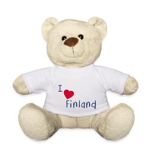 I Love Finland - Nalle