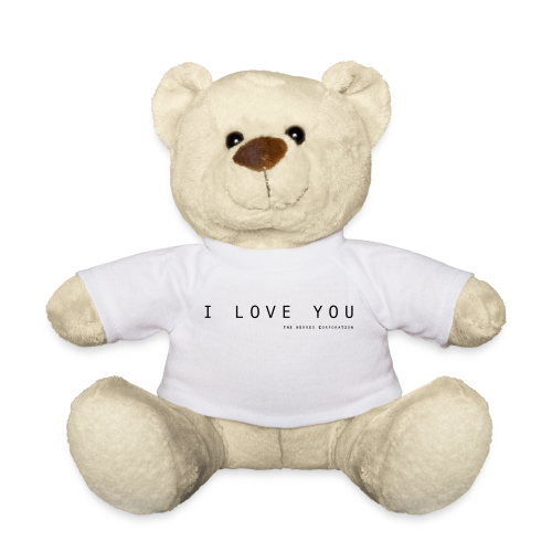 I Love You by The Nerved Corporation - Teddy Bear