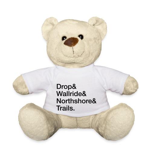 Drop & Wallride & Northshore & Trails - Teddy