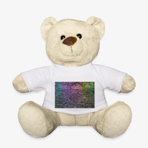 Regenbogenwand - Teddy