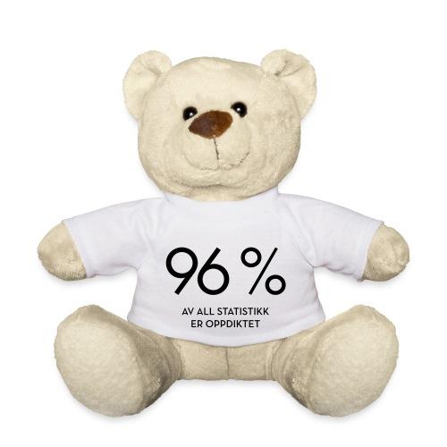 Statistikk-sprøyt (fra Det norske plagg) - Teddybjørn