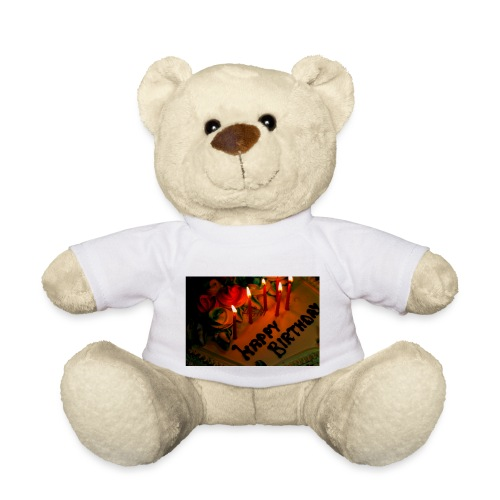 happy Birthday - Teddy Bear
