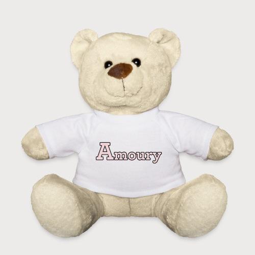 Amoury Logo - Teddy