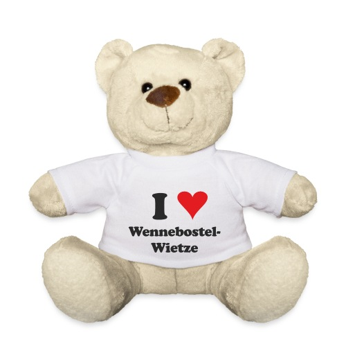 I Love Wennebostel-Wietze - Teddy