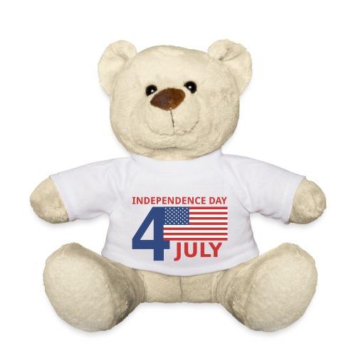 4 luglio giorno della indipendenza - Orsetto