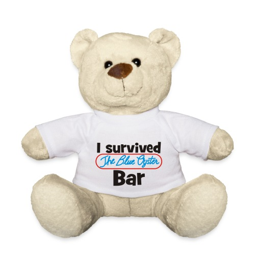 I survived the Blue Oyster Bar - Teddy