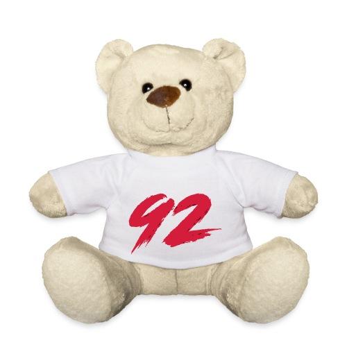 92 Logo 1 - Teddy