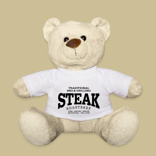 Steak (black) - Teddy