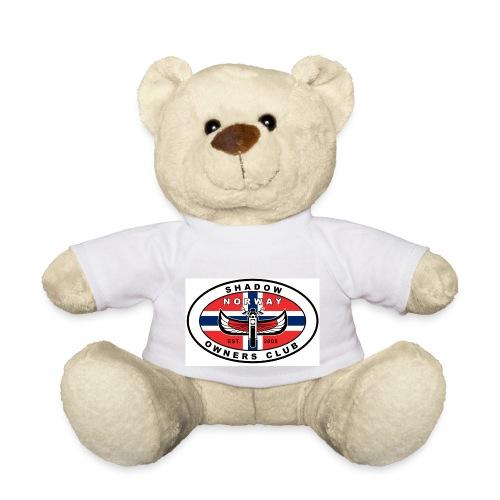 SHOC Norway Patch jpg - Teddybjørn
